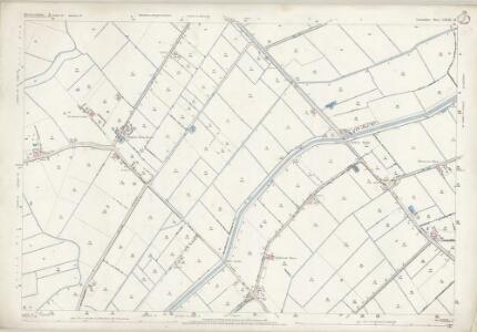 Lincolnshire CXLIII.11 (includes: Fleet; Gedney; Sutton St James) - 25 Inch Map