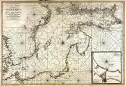 Nieuwe caart van de Oost Zee