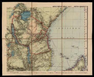 Spezial - karte von AfricaSektion Seengebiet (8)