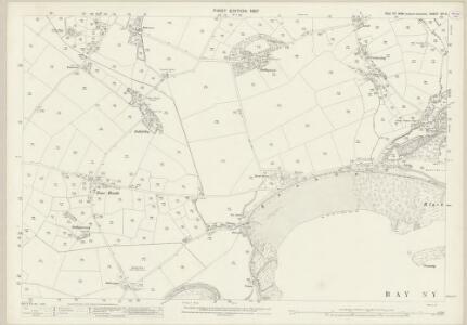 Isle of Man XVI.9 - 25 Inch Map