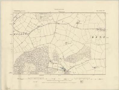 Northamptonshire XVIII.SE - OS Six-Inch Map