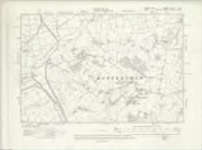 Sussex XXXII.NW - OS Six-Inch Map