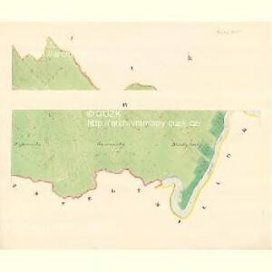 Ostra - m3198-1-004 - Kaiserpflichtexemplar der Landkarten des stabilen Katasters