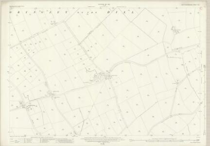 Nottinghamshire VII.1 (includes: Gringley On The Hill; Walkeringham) - 25 Inch Map
