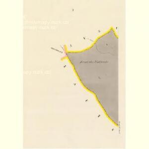 Berndörel (Nedwet) - c5092-1-001 - Kaiserpflichtexemplar der Landkarten des stabilen Katasters