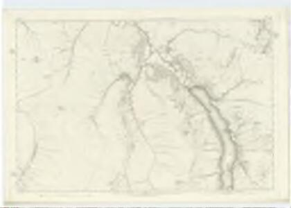 Argyllshire, Sheet CLII - OS 6 Inch map