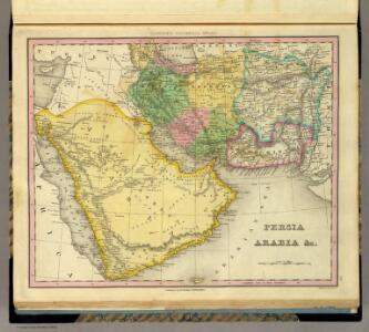 Persia Arabia &c.