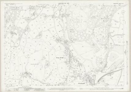 Lancashire XI.8 (includes: Colton; Egton With Newland; Haverthwaite) - 25 Inch Map