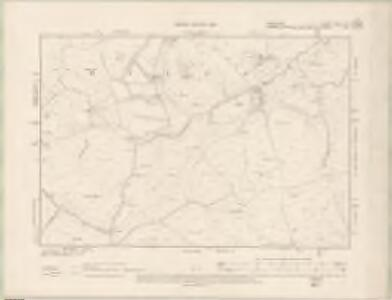 Perth and Clackmannan Sheet CXIX.SW - OS 6 Inch map