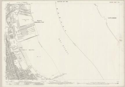 Cheshire XIII.8 (includes: Birkenhead St Mary; Liverpool) - 25 Inch Map