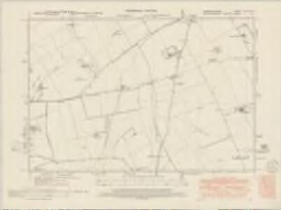 Cambridgeshire LVIII.SE - OS Six-Inch Map