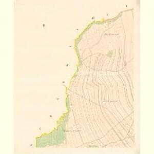 Unter Langendorf (Dilnj Laucka) - m0488-1-002 - Kaiserpflichtexemplar der Landkarten des stabilen Katasters