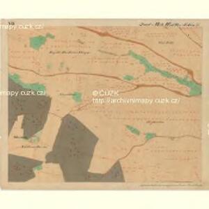 Schiltern - m3059-1-007 - Kaiserpflichtexemplar der Landkarten des stabilen Katasters