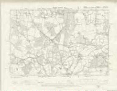 Surrey XLVI.NE - OS Six-Inch Map