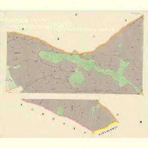 Kirchberg - c3381-4-002 - Kaiserpflichtexemplar der Landkarten des stabilen Katasters