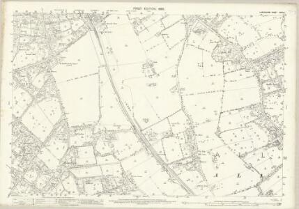 Lancashire CXIII.8 (includes: Liverpool) - 25 Inch Map