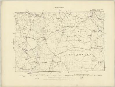 Staffordshire IV.SE - OS Six-Inch Map