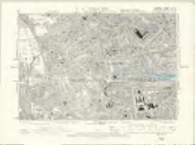 London VI.SE - OS Six-Inch Map
