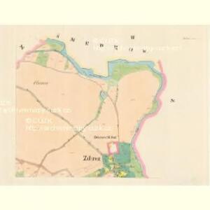 Zdirez - c9347-1-002 - Kaiserpflichtexemplar der Landkarten des stabilen Katasters