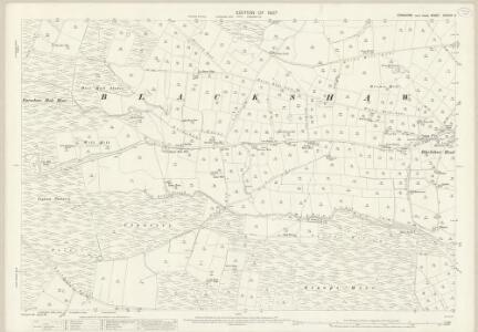 Yorkshire CCXXIX.3 (includes: Blackshaw; Todmorden) - 25 Inch Map
