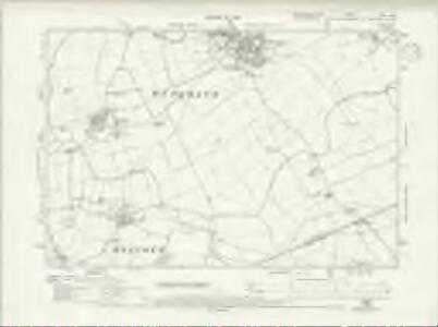 Buckinghamshire XXIX.NW - OS Six-Inch Map