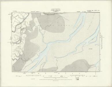 Lincolnshire CXVIII.SW - OS Six-Inch Map