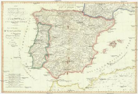 Die Königreiche Spanien und Portugal