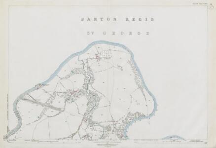 Somerset VI.3 & 4 (includes: Bristol) - 25 Inch Map