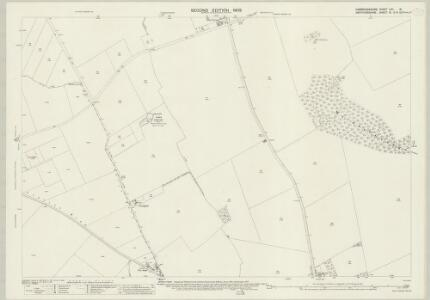 Cambridgeshire LVII.15 (includes: Ashwell; Guilden Morden; Steeple Morden) - 25 Inch Map