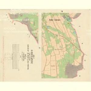 Schönlinde - c3522-1-005 - Kaiserpflichtexemplar der Landkarten des stabilen Katasters