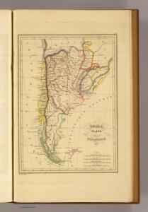Chili, Plata, et Patagonie.
