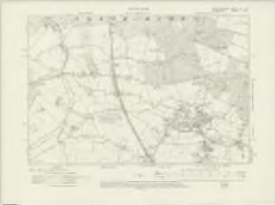 Hertfordshire XL.NE - OS Six-Inch Map