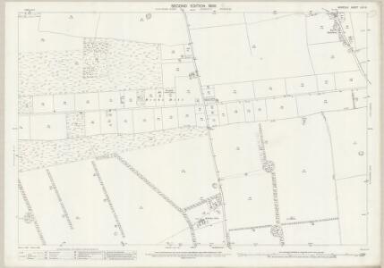 Norfolk LIX.14 (includes: Cockley Cley; North Pickenham; Swaffham) - 25 Inch Map