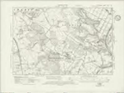 Glamorgan XLVII.NW - OS Six-Inch Map