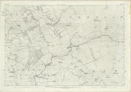 Cumberland XXXII - OS Six-Inch Map