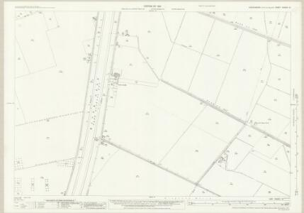 Lincolnshire CXXXVI.16 (includes: Central Wingland; Sutton Bridge) - 25 Inch Map