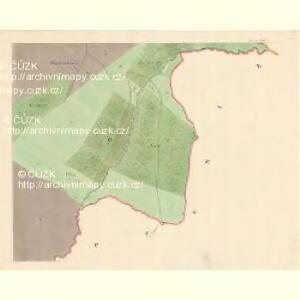 Banow - m0030-1-009 - Kaiserpflichtexemplar der Landkarten des stabilen Katasters