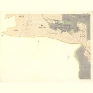 Höslowitz - m2179-1-003 - Kaiserpflichtexemplar der Landkarten des stabilen Katasters