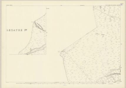Isle of Man VII.16 & 12 - 25 Inch Map
