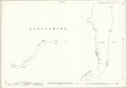 Westmorland XLI.2 & 6 (includes: Colton; Haverthwaite; Staveley; Windermere) - 25 Inch Map