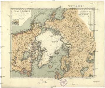 Polar-Karte