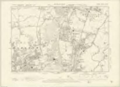London IV.NW - OS Six-Inch Map