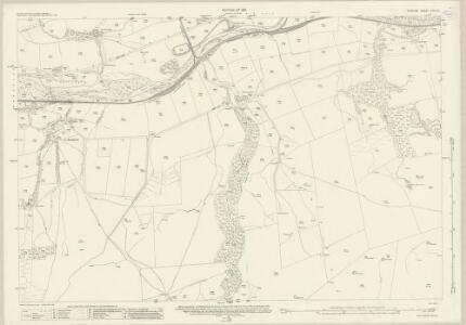 Durham XXIII.15 (includes: Stanhope) - 25 Inch Map
