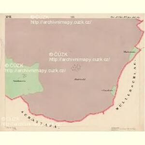 Moldau Ober - c2176-1-017 - Kaiserpflichtexemplar der Landkarten des stabilen Katasters