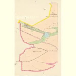Kloster (Klasster) - c3126-1-004 - Kaiserpflichtexemplar der Landkarten des stabilen Katasters