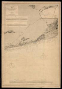 Desde punta de la Palomera hasta el río Llobregat/ levantada en 1882 á 1884 por la Comision Hidrográfica al mando del capitan de fragata D. Rafael Pardo de Figueroa
