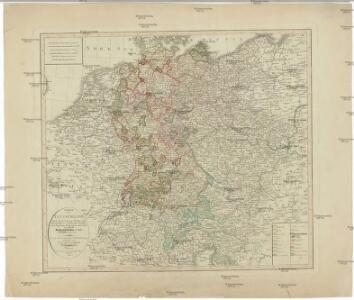 Charte von Teutschland