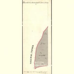 Chodenschloss - c7957-1-014 - Kaiserpflichtexemplar der Landkarten des stabilen Katasters
