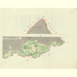 Hillemühl - c4766-3-001 - Kaiserpflichtexemplar der Landkarten des stabilen Katasters
