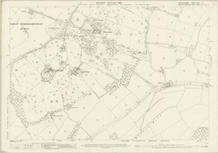 Hertfordshire XXXIII.9 (includes: Ashley Green; Berkhampstead Urban; Northchurch) - 25 Inch Map